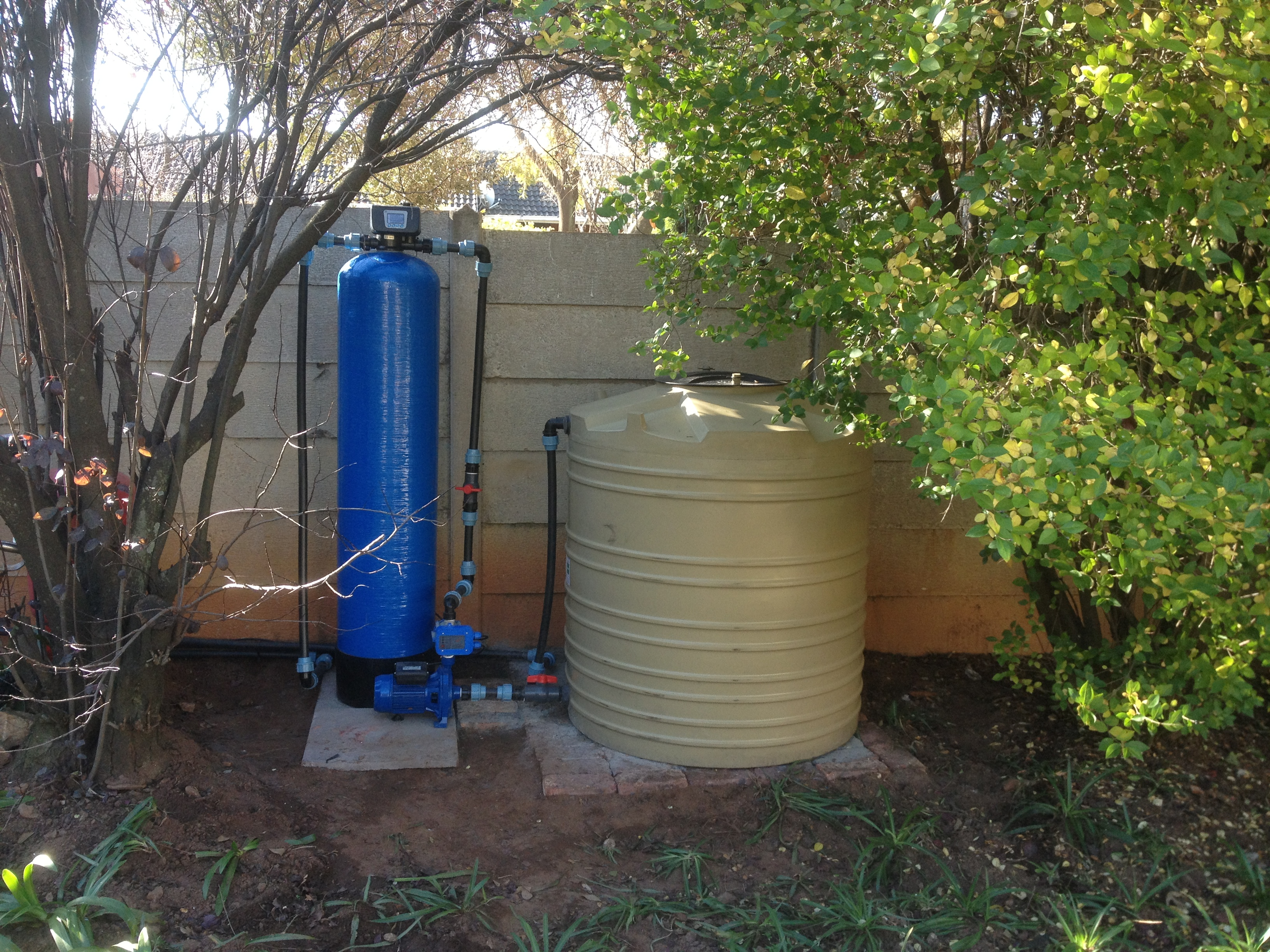 Borehole Water Purification Water Filtration And