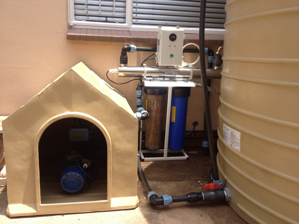 Domestic Water Filtration And Purification Systems