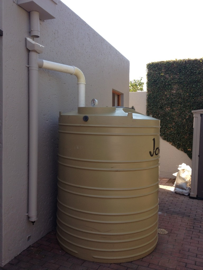 Rainwater Harvesting Equipment Installation Rainwater
